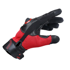 Breeze Gloves - Red
